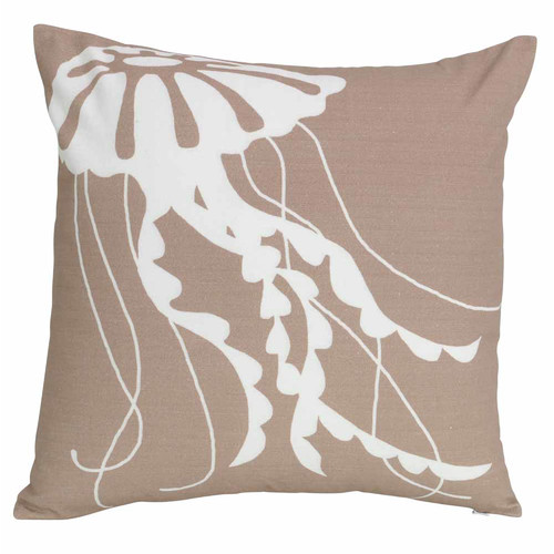 J. Elliot Jelly Warm Taupe Cushion