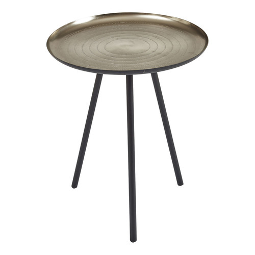 IDC Charcoal Carraway Table