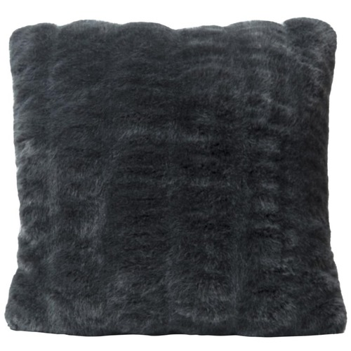 J. Elliot Quebec Ruched Faux Fur Cushion