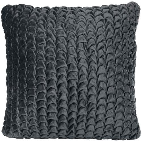 J. Elliot Winnipeg Ruched Velvet Cushion