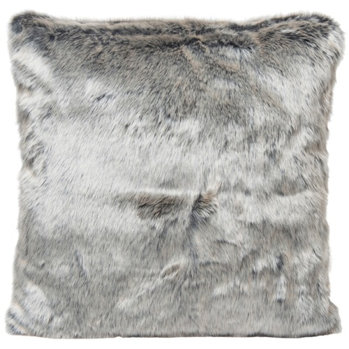 J. Elliot Golden Jackal Faux Fur Cushion