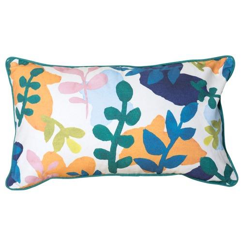 J. Elliot Ivy Rectangular Cotton Cushion