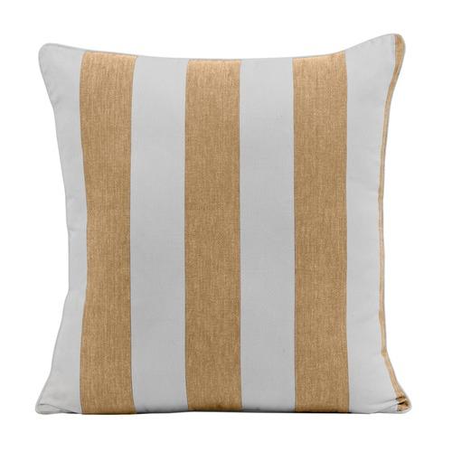 J. Elliot Stripe Bethaney Cotton Cushion