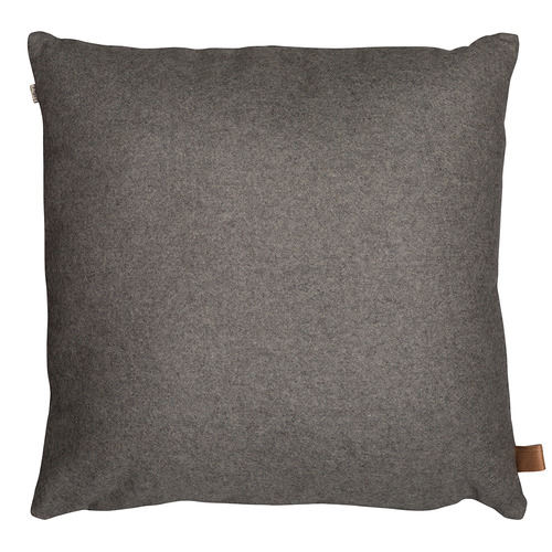 J. Elliot Black & Grey Parker Square Cushion