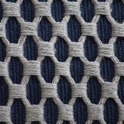 Camden Embellished Square Cushion
