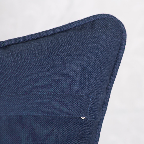 J. Elliot Mason Cotton Slub Cushion