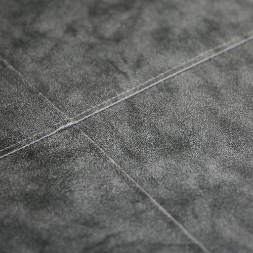 J. Elliot Nevada Faux Leather Ottoman