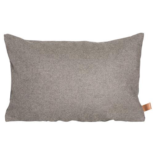 Grey Parker Rectangular Cushion