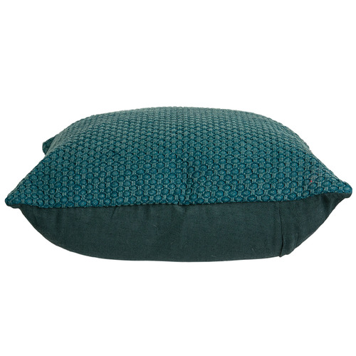 J. Elliot Eden Green Taylor Jacquard Cotton Cushion