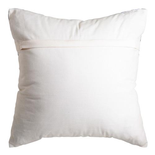 J. Elliot Blue Chloe Cotton Cushion