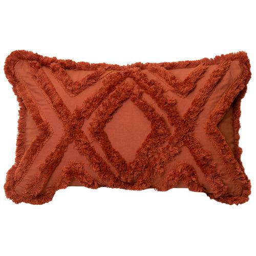 J. Elliot Byron Rectangular Cotton Cushion
