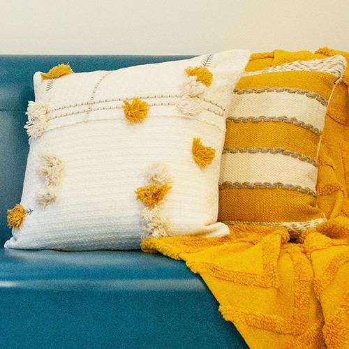 Josie Cotton Cushion