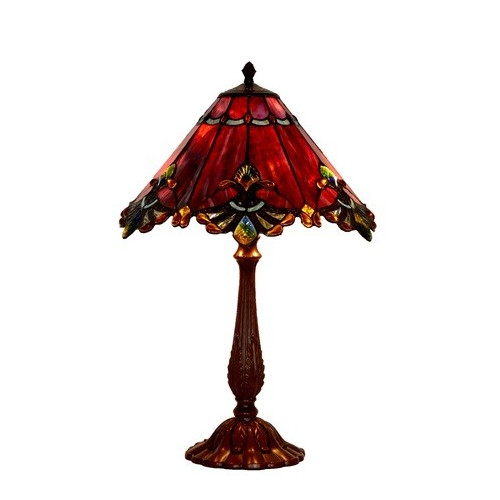 Tiffany Pieces Admiral Tiffany Leadlight Table Light
