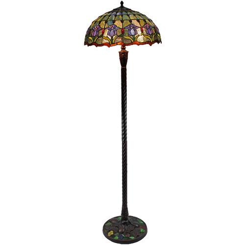 Tiffany Pieces 50cm Tulip Floor Lamp