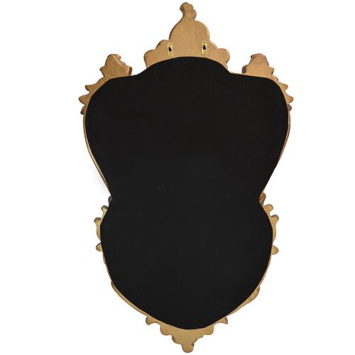 Tiffany Pieces Falancy Wall Mirror