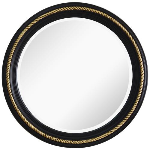 Tiffany Pieces Tanacia Round Wall Mirror