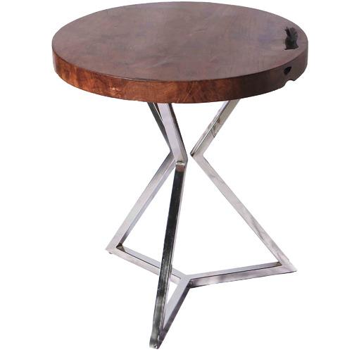 Side Table Strak.Stark Round Side Table