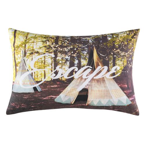 Kas Teepee Rectangle Multi Cushion