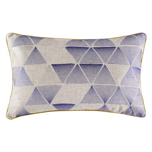 Kas Carrie Multi Rectangle Cushion