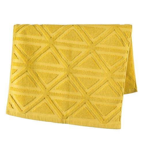 Kas Mason Mustard Bath Mat