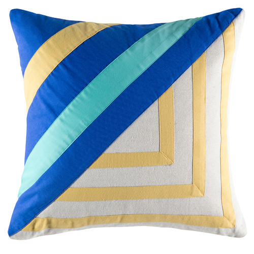 Kas Preston Multi Square Cushion
