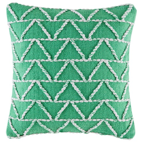 Kas Monty 3D Geometric Cotton Cushion