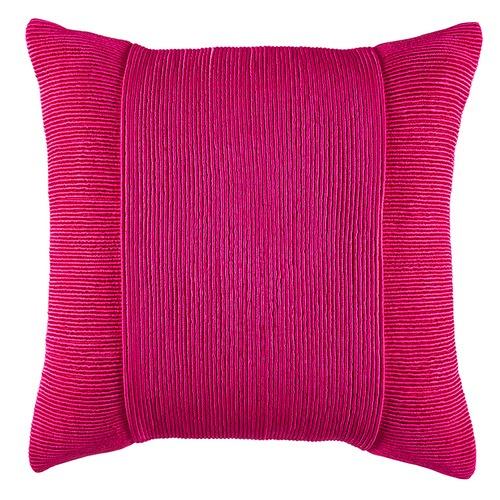 Kas Berry Tuxedo Square  Cushion