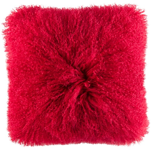 Kas Zayaa Mongolian Lambs Wool Cushion
