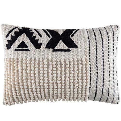 Kas Tyrien Cotton Cushion