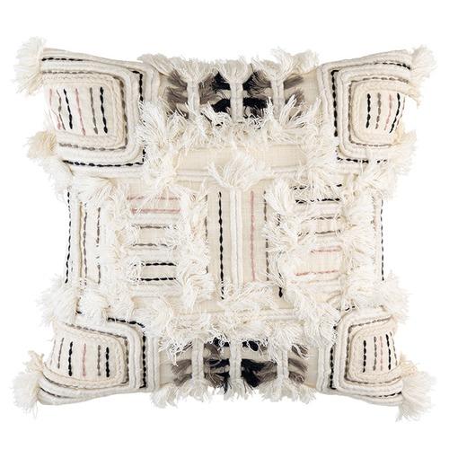 Kas Textured Hermosa Cotton Cushion