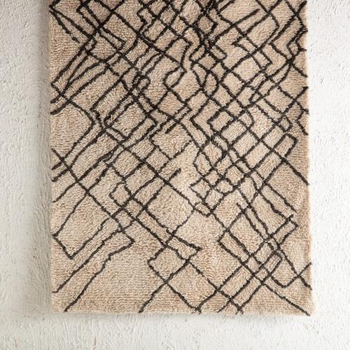 Kas Natural Clifton Wool Rug