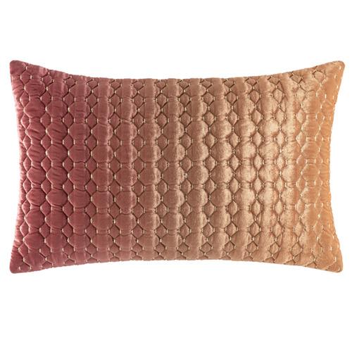 Clay Kaya Rectangular Cotton & Linen Cushion
