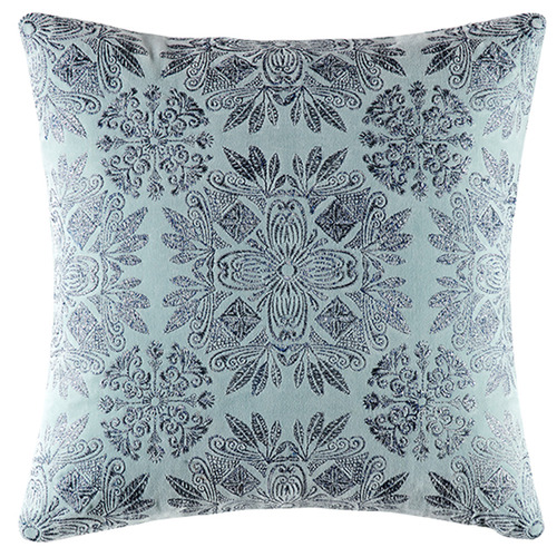 Kas Sage Bohemian Peri Cotton Cushion