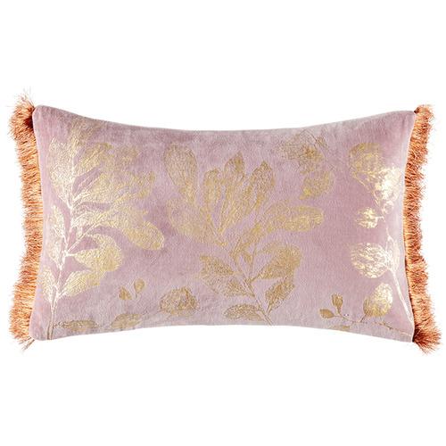 Botanical Rosamund Rectangular Velvet Cushion