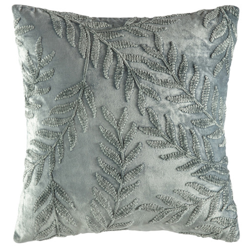 Kas Albion Square Velvet Cushion