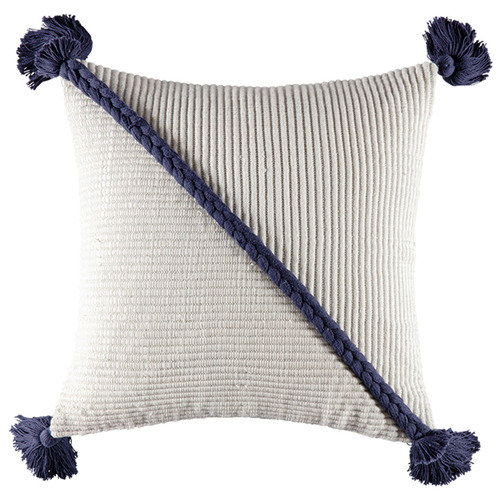Kas Woven Sila Cotton Cushion