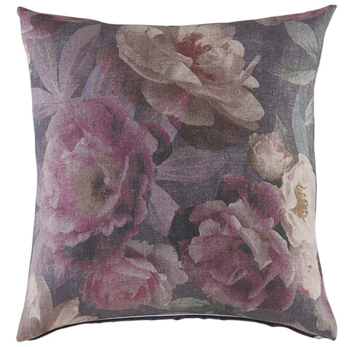 Kas Floral Delia Square Cushion
