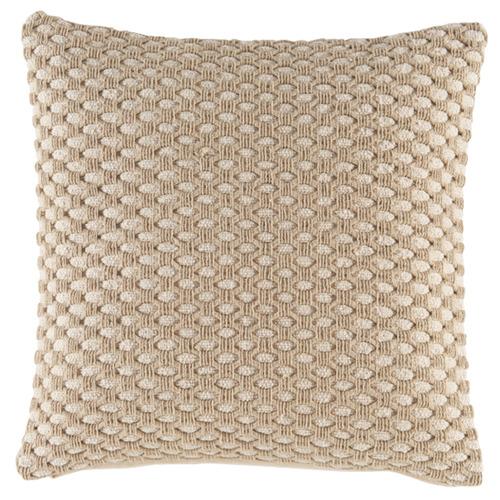 Kas Lattice Bango Square Cotton Cushion