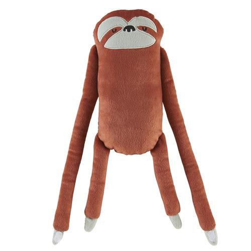 Brown Sloth Plush Toy