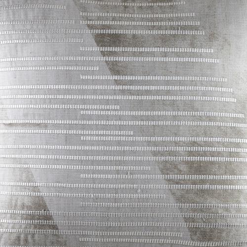 Kas Printed Marble Splice Cotton Cushion