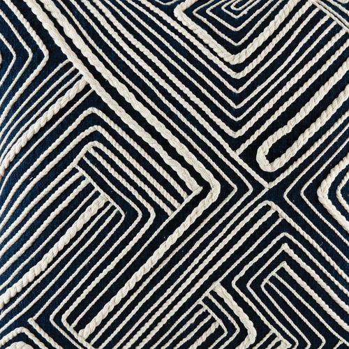 Kas Textured Harper Cotton Cushion