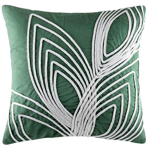 Green Rala Cotton Cushion