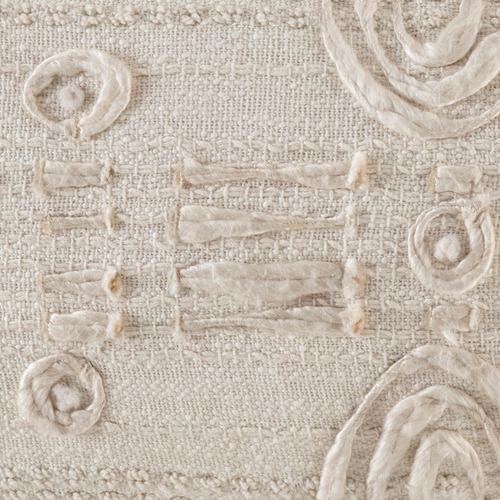 Tasselled Romy Cotton-Blend Cushion