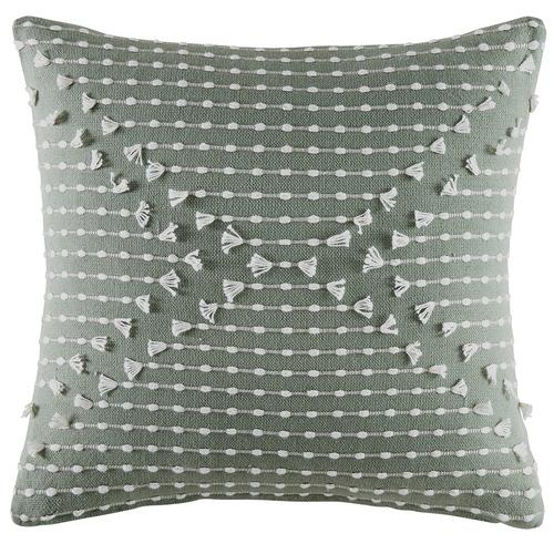 Kas Geometric Lennox Cotton Cushion