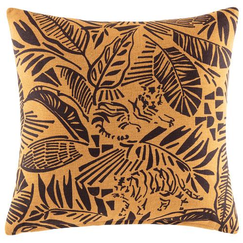 Kas My Tribe Cotton Canvas Cushion