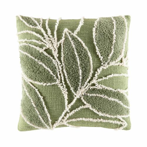 Kas Hedgerow Cotton-Blend Cushion