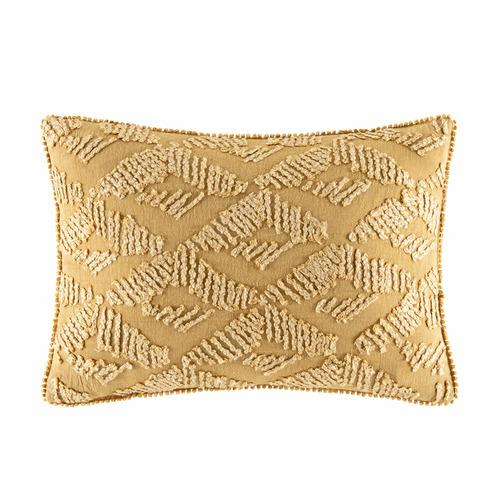 Kas Crispin Cotton-Blend Cushion