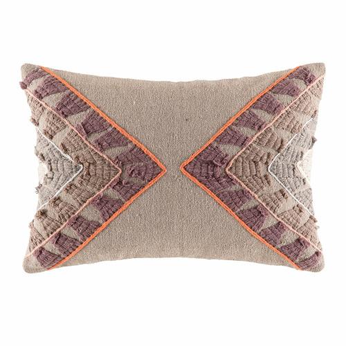 Kas Multi-Coloured Nala Cotton Cushion