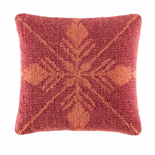 Kas Wine Renilo Cotton Cushion
