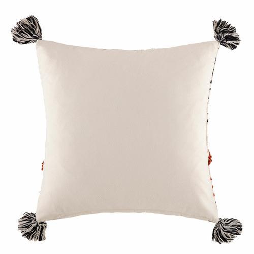 Kas Multi-Coloured Axon Cotton Cushion